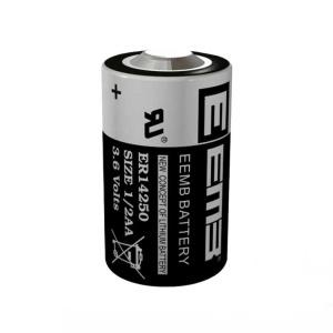 Pila Li-socl2 EEMB ER14250 3.6v 1200mah en GE Photo