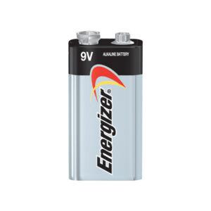 Batería Energizer MAX 9v E522 en GE Photo