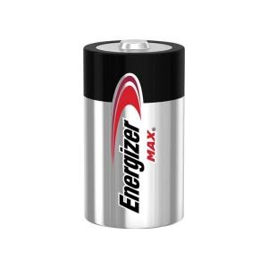 Pilas Alcalinas Tipo C Energizer Max en GE Photo