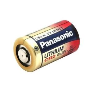 Pila Especial Panasonic CR2 Litio en GE Photo