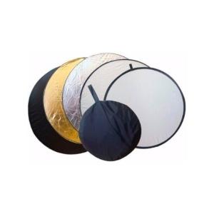 Pantalla Reflectora Circular 110cm 5 en 1 en GE Photo