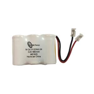 Pilas De Telefonía Safety Energy 2/3 AAx3 Ni-cd Universal en GE Photo
