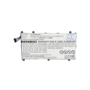 Batería P/ Samsung Galaxy Tab 7 Cs-sgp620sl 4000mah 3.7v en GEPHOTO-hero