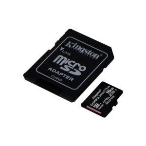 Kingston Micro SD Canvas Select Plus en GE Photo