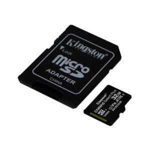 Memoria Microsd Kingston Canvas Select Plus 32gb 100mbs en GE Photo
