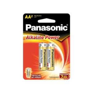 Pilas Panasonic AA Alkaline Power x2 en GE Photo