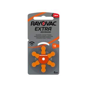 Pilas para audiología Rayovac Extra 13 en GE Photo